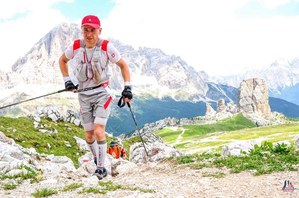 Wspiera go całe środowisko biegaczy. Spotkanie zKrystianem Ogły już wnajbliższą niedzielę