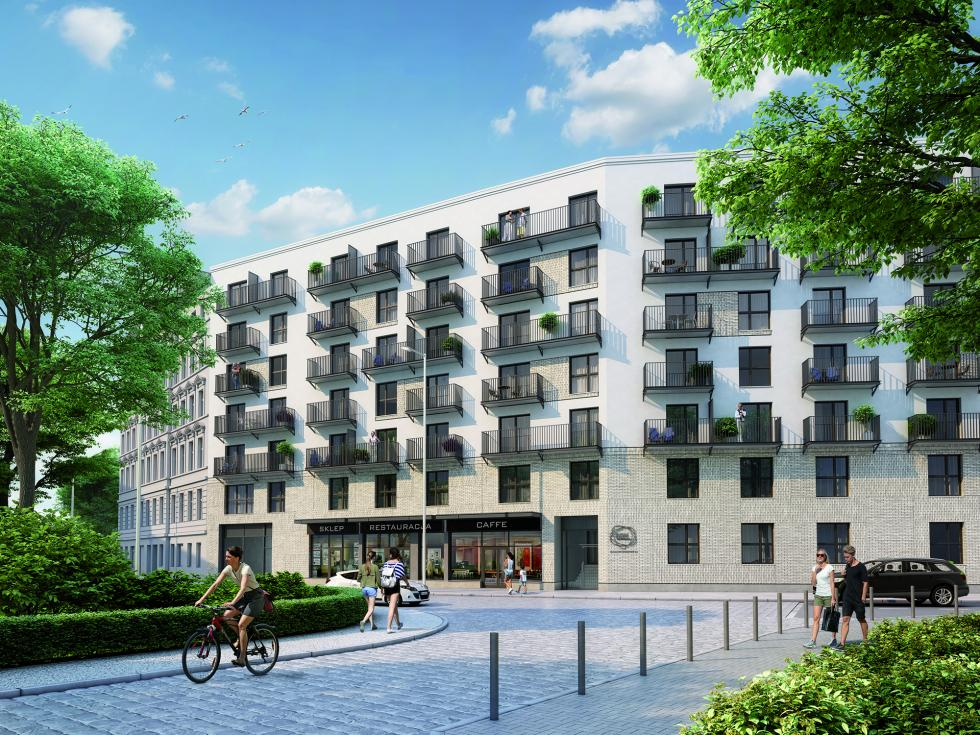 Dom na Kurkowej – rusza sprzedaż inwestycji