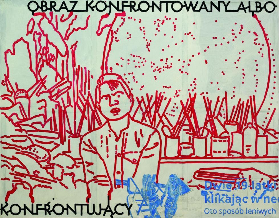 Marek Sobczyk: 2015-2019 [Dłuższe życie każdego obrazu] [Android]