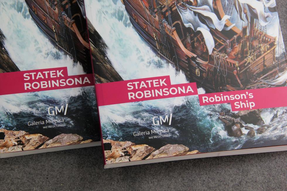 Wystawa Statek Robinsona przedłużona do8 września