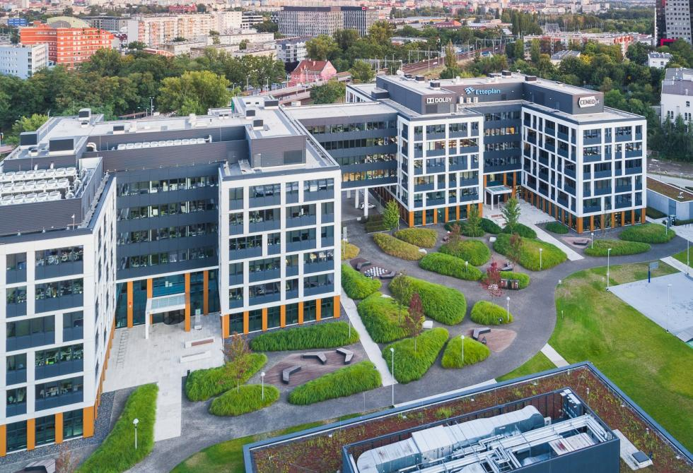 Komercjalizacja Business Garden Wrocław
