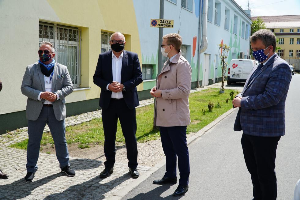 Nowoczesne laboratorium wbolesławieckim szpitalu już działa