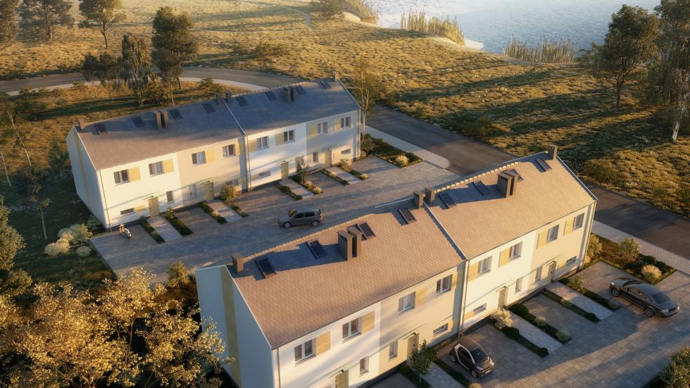 Rusza budowa osiedla Scandi City wSiechnicach