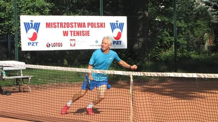 99 pojedynków wjeden dzień - 36. Narodowe Mistrzostwa Polski Seniorów iAmatorów wtenisie