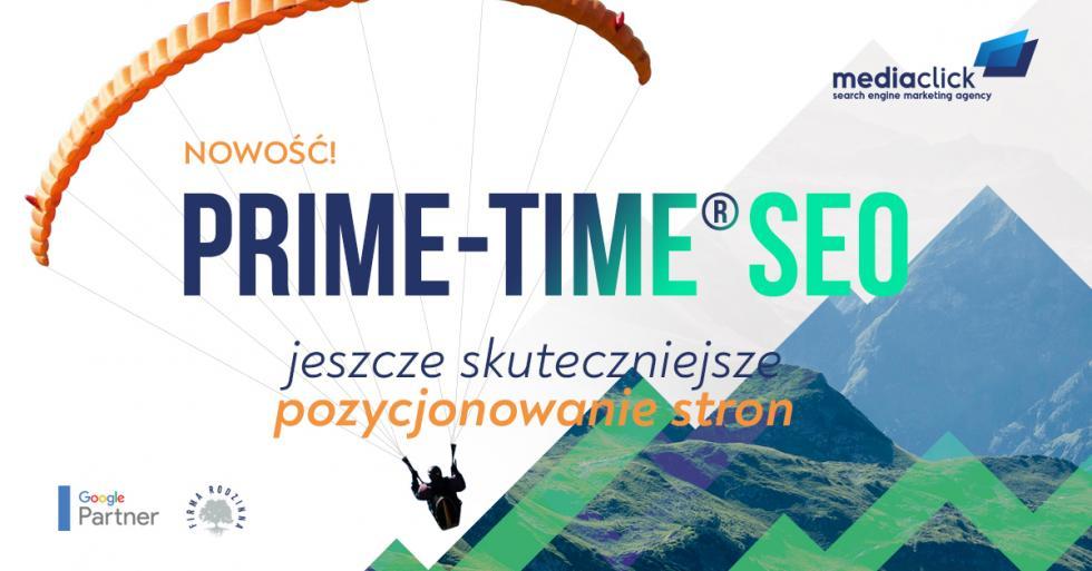 Strategia pozycjonowania stron PRIME-TIME® SEO - na czym polega?