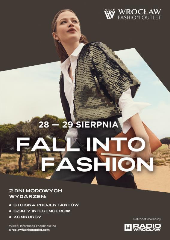 Modnie zinfluencerami weWrocław Fashion Outlet